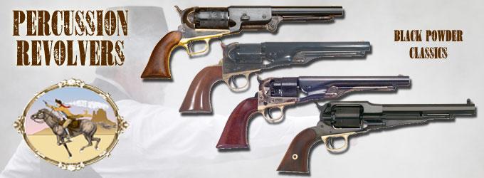 Percussion Revolvers