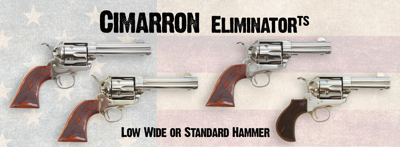 Eliminator TS - Competition Models - Guns