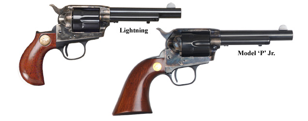 Lightning & Model P Jr