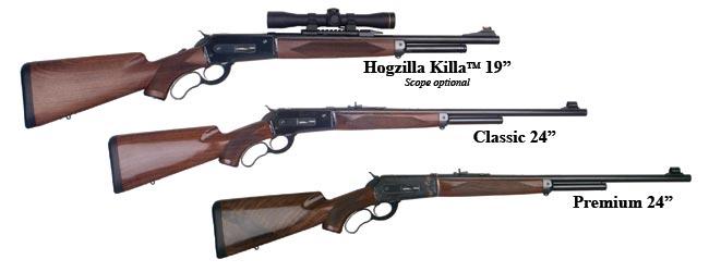 Model 71 Rifles