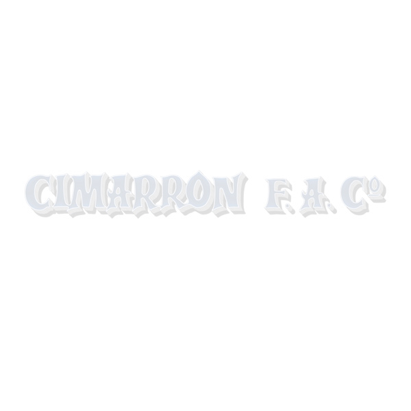 Cimarron Huckleberry Bumper Sticker