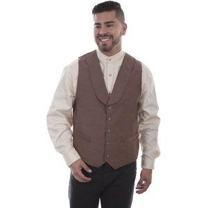 Wahmaker Shawl Collar Vest