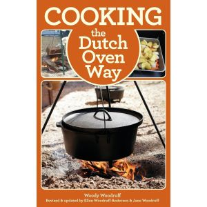 Cooking The Dutch Oven Way [Paperback]