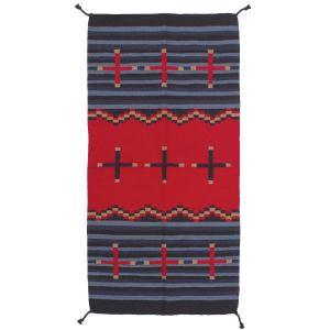 El Paso Saddleblanket Maya Modern 32X64 Wool Rug (Assorted Styles)