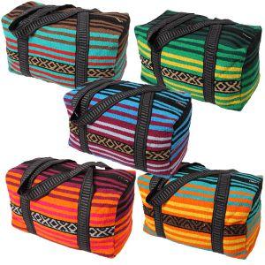 El Paso Saddleblanket Peyote Weekender Bag