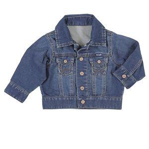 Wrangler Baby Boy Classic Denim Jacket