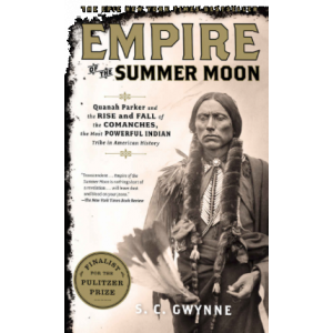 Empire Of The Summer Moon [Paperback]
