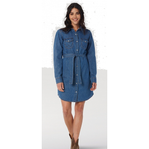 Wrangler Women's Denim Dress