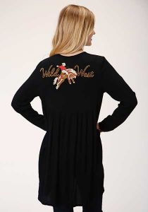 Roper Five Star Collection Wild West Cardigan
