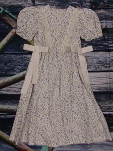 Frontier Classics Lilly Girl's Cotton Dress