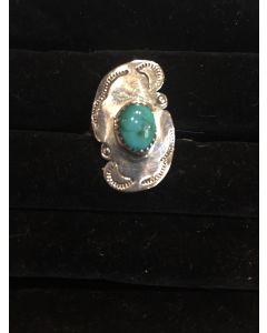 Kingsman Silver Ring