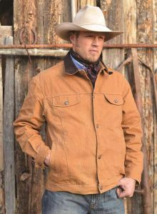 Wyoming Traders Chisum Conceal Carry Jacket