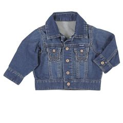 Wrangler Baby Boy Classic Denim Jacket