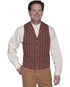Scully Multi Stripe Vest