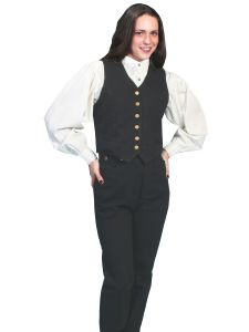 Scully Womens Riding Vest