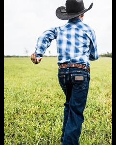 Wrangler Boys Cowboy Cut Original Fit Jeans