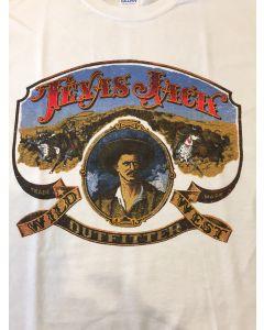 Texas Jack Logo T-Shirt