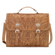 American West Tooled Briefcase