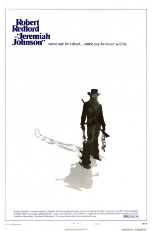 Jeremiah Johnson Movie Poster