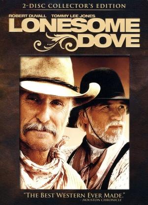Lonesome Dove Movie Poster
