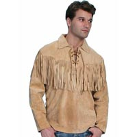 Scully Leather Mountain Man Shirt